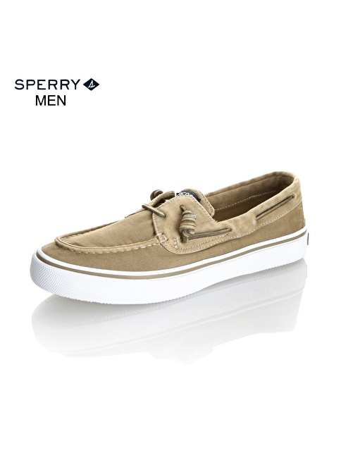 Sperry Bağcıklı Ayakkabı Bej